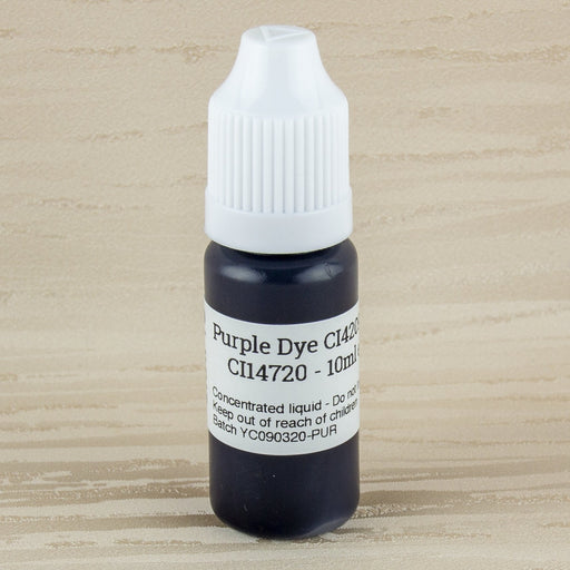 Purple Water Based Dye for Soap - CI42090/CI14720 - Your Crafts