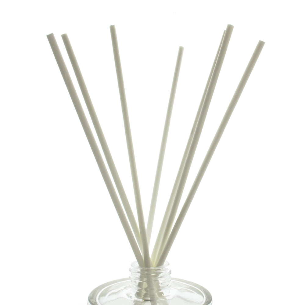 Synthetic White Reeds 4mm x 240mm - Your Crafts