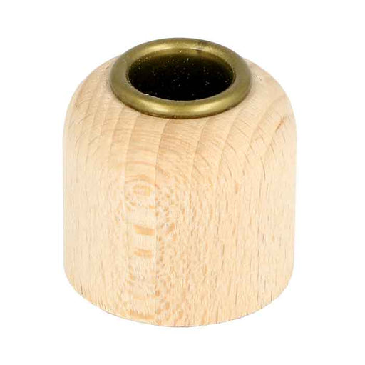 Wooden Diffuser Cap - 28R3 - Gold - Your Crafts