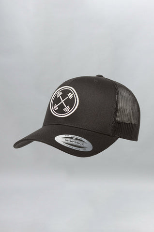 Bar-Basic Retro Trucker - Head Gear - Gym Apparel Egypt