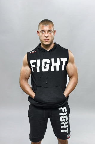 "Fight ""FTW"" Hoodie - Hoodie - Gym Apparel Egypt"
