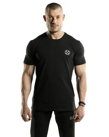 Bar-Basic T-Shirt [Black]