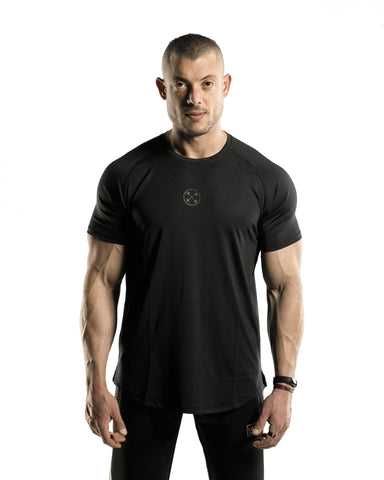ULTRA Raglan T-Shirt [Black]