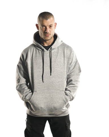 ULTRA Warm Up OVS  [Heather Grey]
