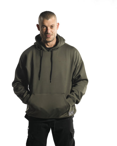 ULTRA Warm Up OVS Hoodie [Dark Olive]