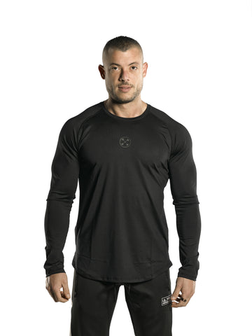ULTRA Long Sleeve Raglan [Black]