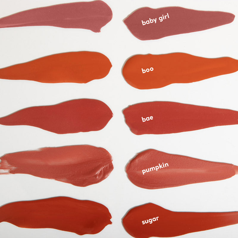 Sooper Beaute Lip and Cheek Rolly Liquid Lipstick Series (Dearest)