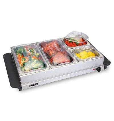 NBS-3502-4S Buffet Server