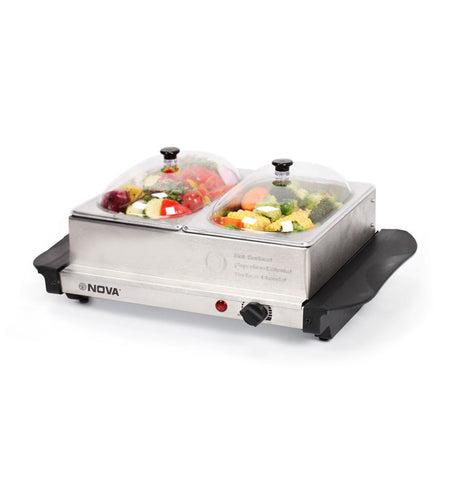 NBS-2502-2S Buffet Server
