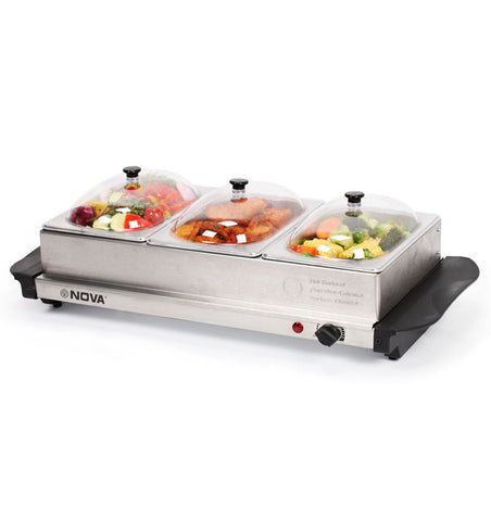 NBS-2502-3S Buffet Server