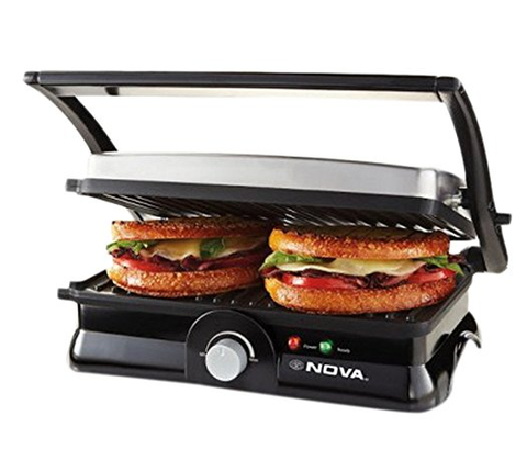 NGS-2451 3-in-1 Turbo Grill Sandwich Press