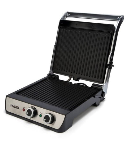 NGS-2465 4-Slice Grill Sandwich Press