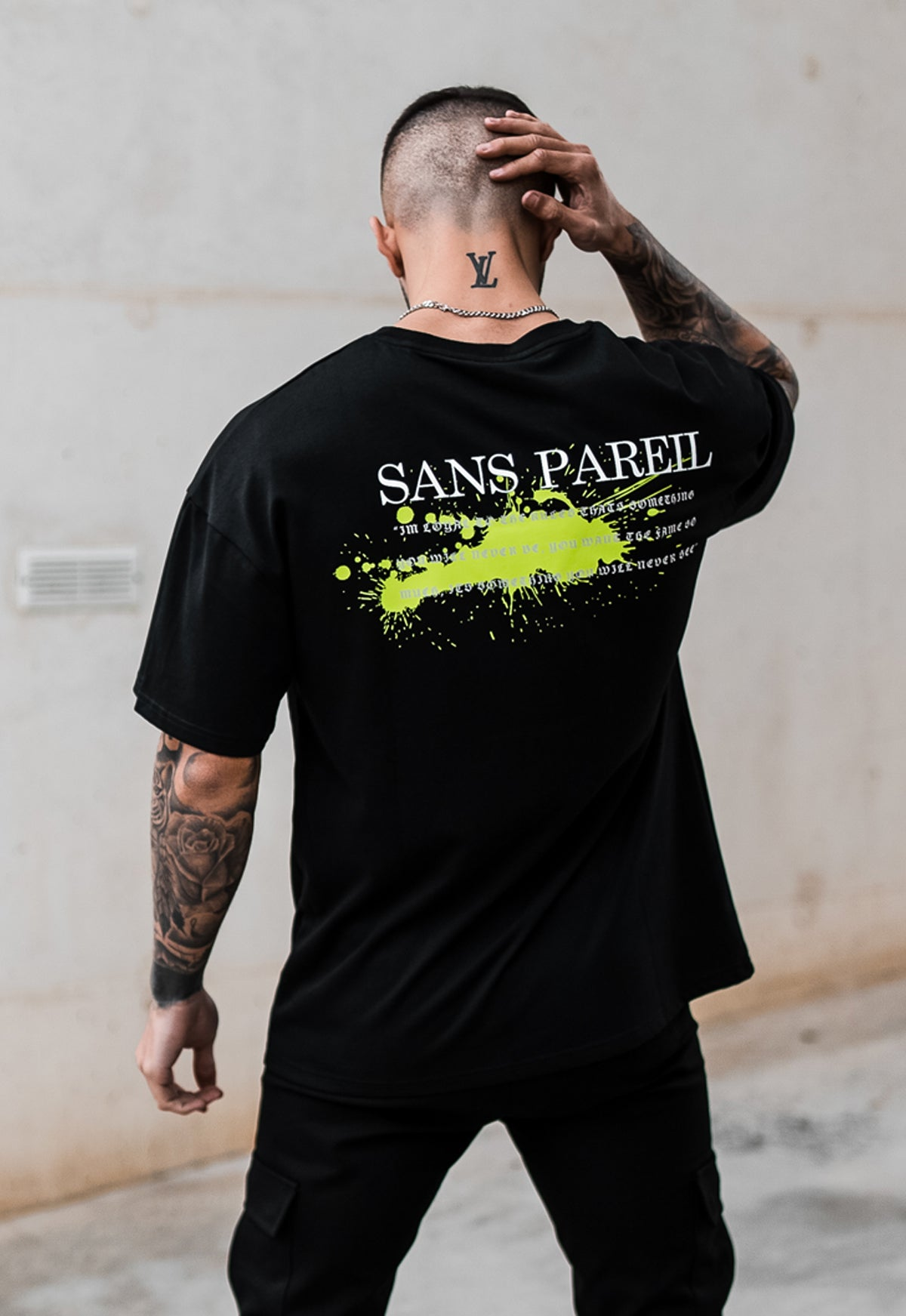 sans pareil clothing