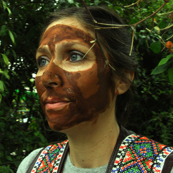 Chocolate Brightening Facial Mask