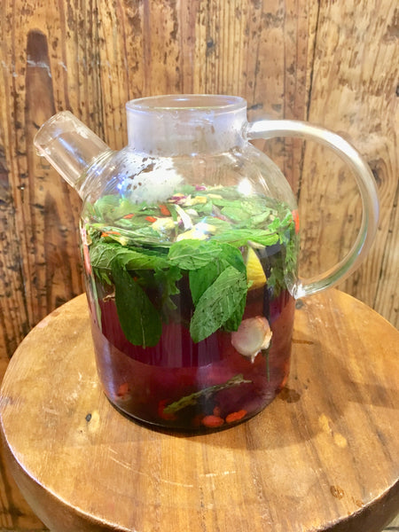 Superfood Tea Recipe for Winter or Summer