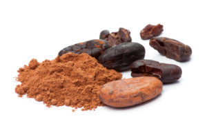 Organic RAW CACAO EXTRACT Alcohol and Gluten-FREE