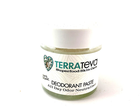 Natural DEODORANT PASTE