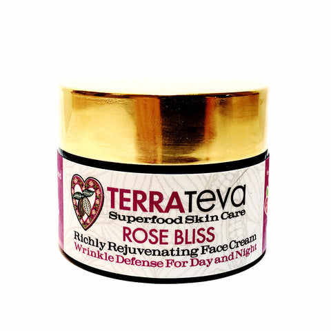 Rich Restoration Face Cream-Treats very dry skin or mature skin.