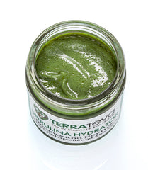 SPIRULINA HYDRATING-Nutrient rich facial moisturizer-clear complexion.