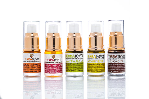 SUPERFOOD SERUM COLLECTION