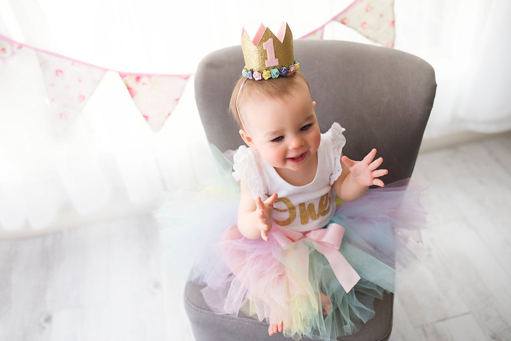 Little Miss Charlie 1st Birthday Amp Cake Smash Outfits