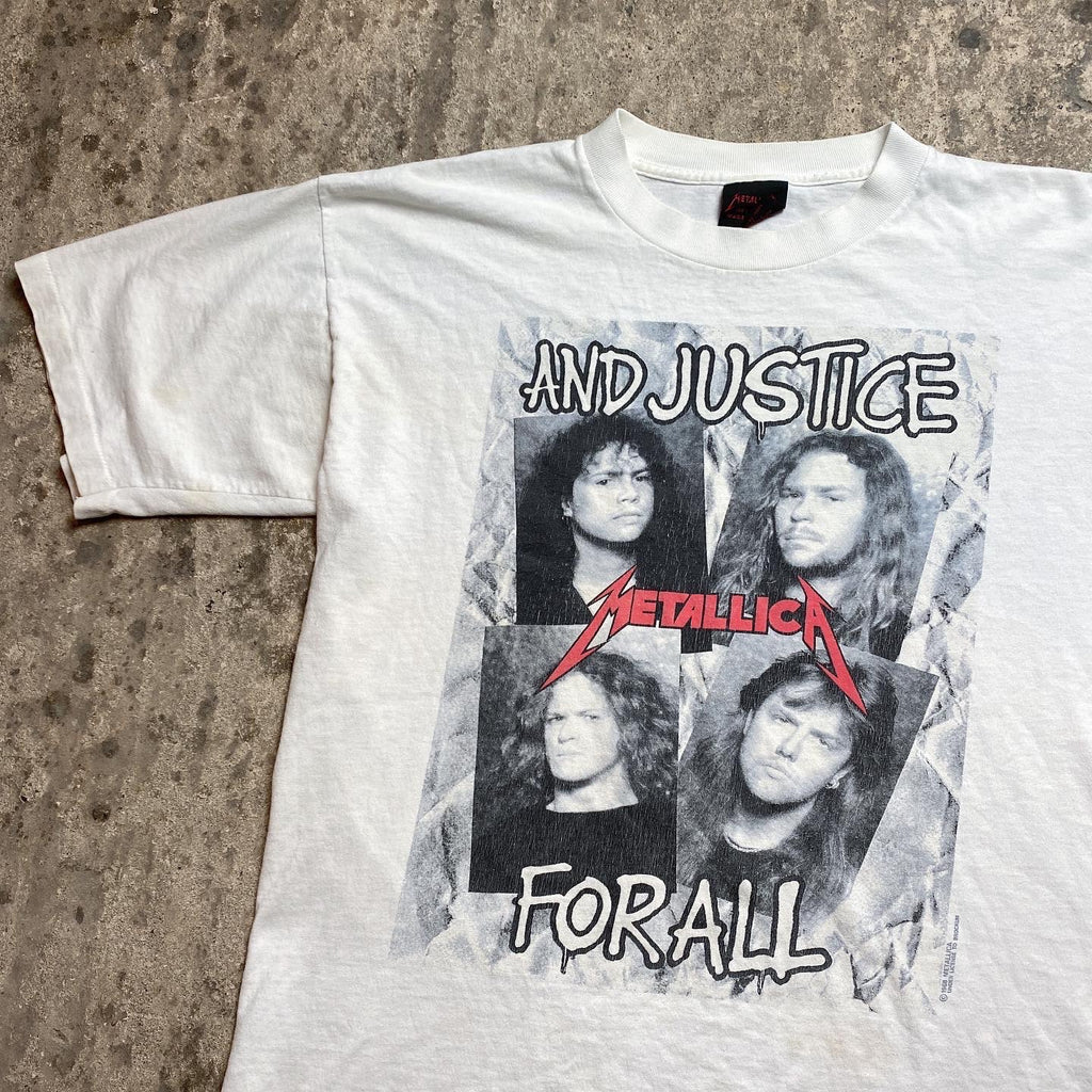 Metallica - '...And Justice For All' - 1991 - Large