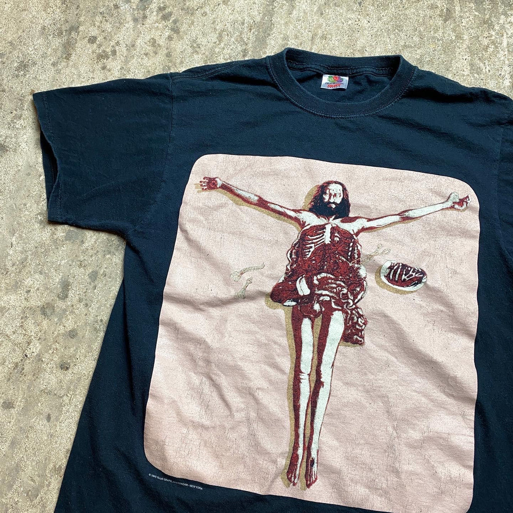 Deicide - 'Once Upon A Cross' - 1995 - Small/Medium