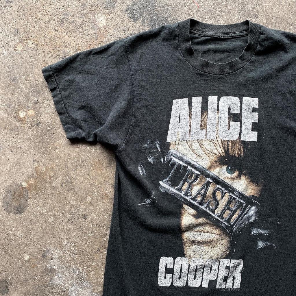 Alice Cooper - 'Trash' - 1989 - S
