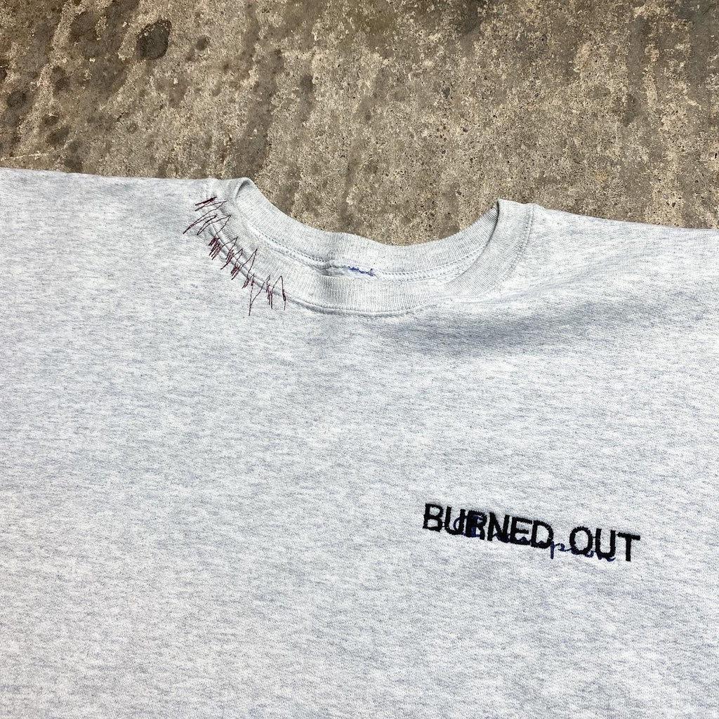 Burned Out x Champion Rework - XXL
