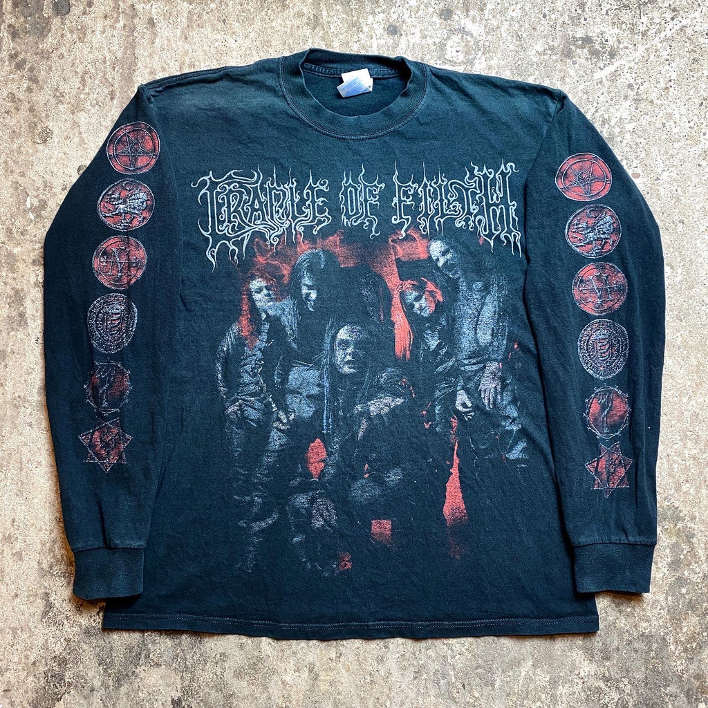 Cradle Of Filth - 'Swansong For A Nation' - 2004 - Large