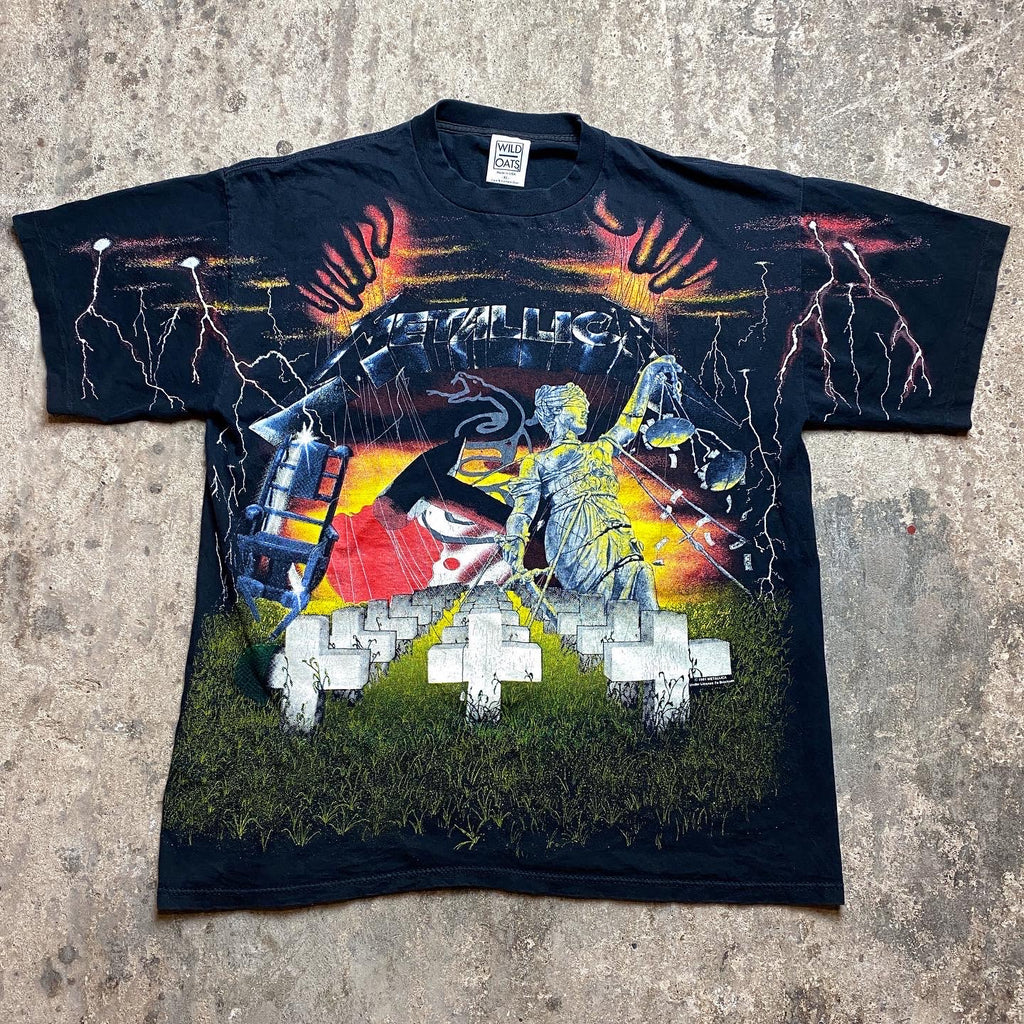 Metallica - 'Master Of All' - 1991 - X-Large