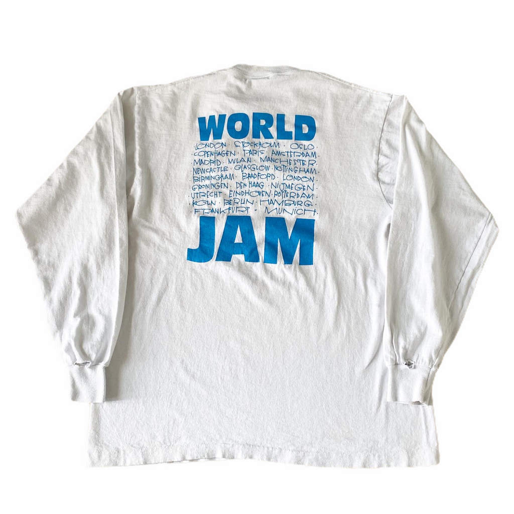 Pearl Jam - 'World Jam' - 1992 - L/XL