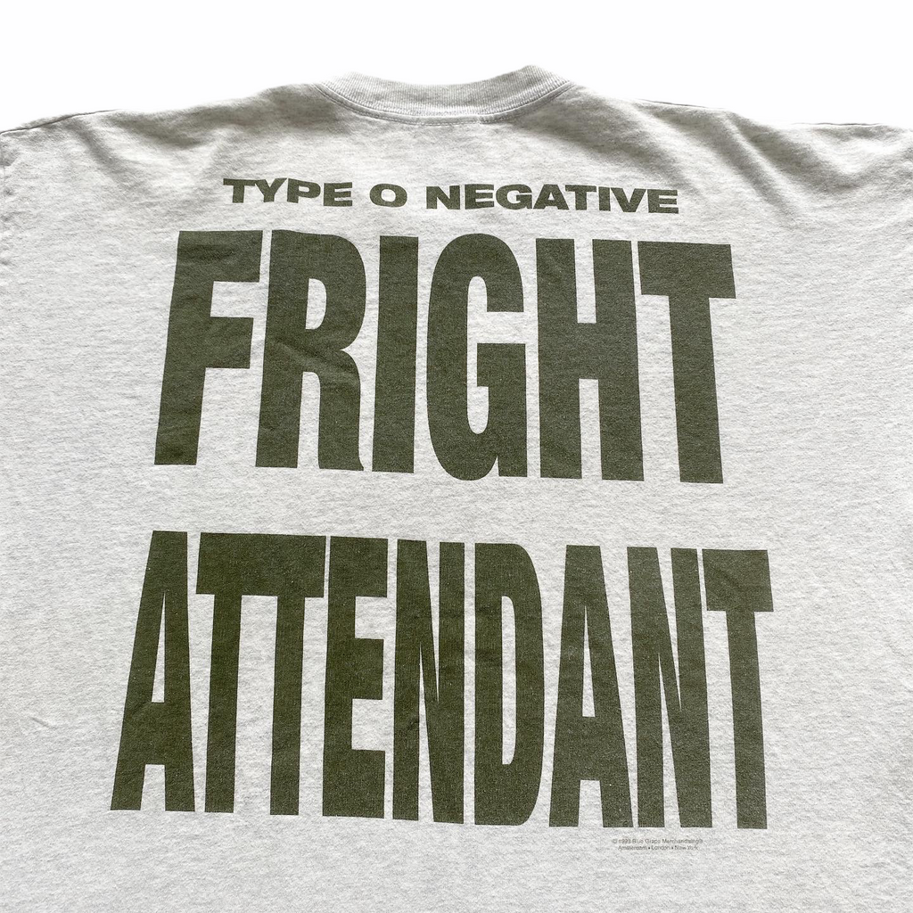 Type O Negative - 'Fright Attendant' - 1999 - XL