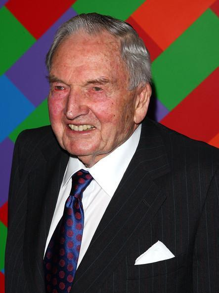 The Passing of a Chlorella Pioneer; David Rockefeller (1915-2017)