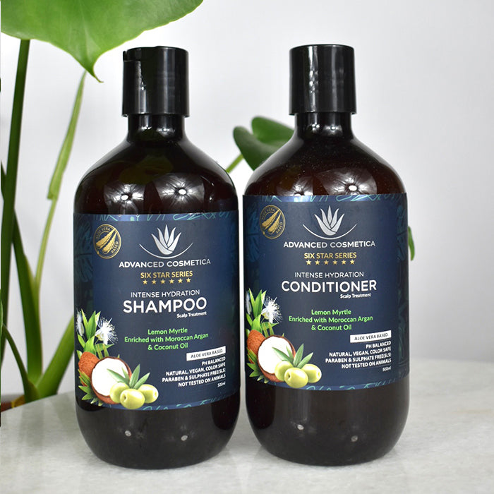 INTENSE HYDRATION SHAMPOO AND CONDITIONER