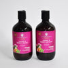 HAND & BODY WASH AND HAND & BODY LOTION - ROSE & MACADAMIA