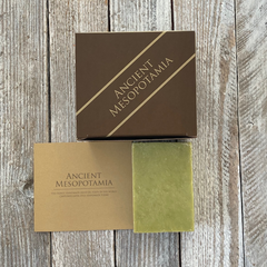 Mardin Soap 35% Pure Pistachio Oil 150g Handmade in Mardin, Hellenistic Art : The Untold Story of Soap.
