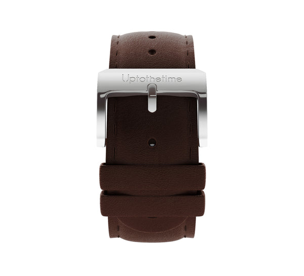 Strap (Dark Brown Leather)