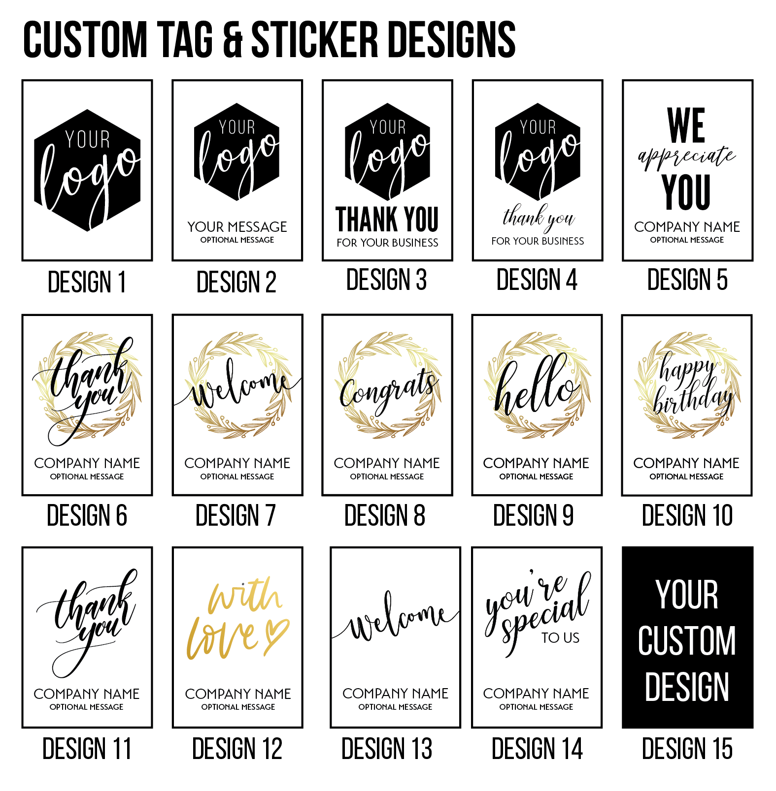 Gourmet Wedding Gifts Custom Corporate Personalization design and colors 2019