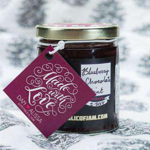 Personalized Artisan Jam Favors-Gourmet Wedding Gifts Personalized custom party favors and corporate event gifts
