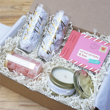 Load image into Gallery viewer, Champagne Love Wedding Gift Box-Gourmet Wedding Gifts and Wedding Favors for guests