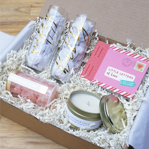 Champagne Love Wedding Gift Box-Gourmet Wedding Gifts and Wedding Favors for guests