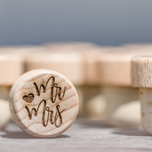 Load image into Gallery viewer, Personalized Wine Corks – Fully Custom Design