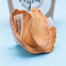 Load image into Gallery viewer, Personalized Fortune Cookies with Individual Gift Boxes-Gourmet Wedding Gifts Personalized custom party favors and corporate event gifts