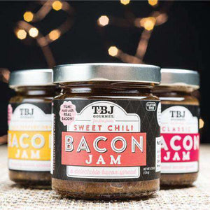 Personalized Bacon Jam Jars