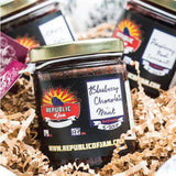 Personalized Artisan Jam Favors-Wedding Favors Gourmet Wedding Gifts and edible wedding favors