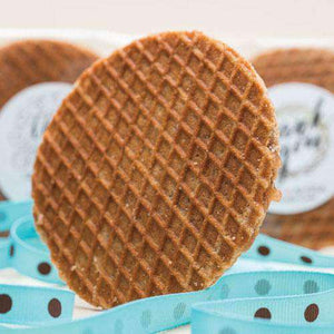 Stroopwafel Cookie Dessert Platter Display