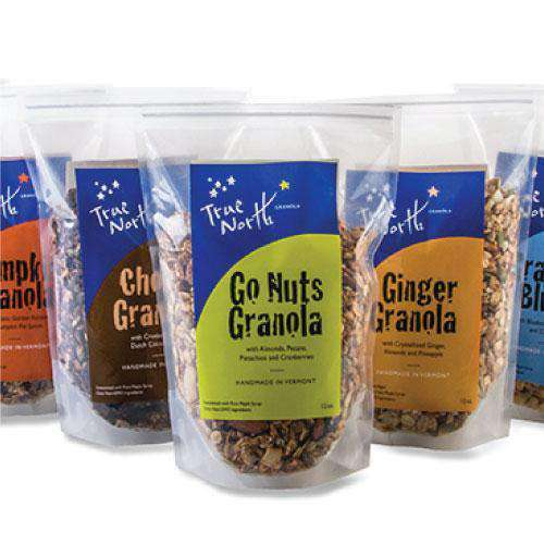 Mini Granola Snack Bag Favors-Gourmet Wedding Gifts Personalized custom party favors and corporate event gifts