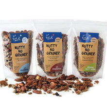 Load image into Gallery viewer, Mini Granola Snack Bag Favors (Gluten Free & Vegan)-Gourmet Wedding Gifts Personalized custom party favors and corporate event gifts