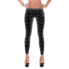 "Load image into Gallery viewer, Women's ""Wifey"" Leggings - Grey-Gourmet Wedding Gifts Personalized custom party favors and corporate event gifts"
